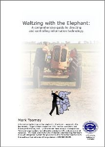 Waltzing with the Elephant cover image
